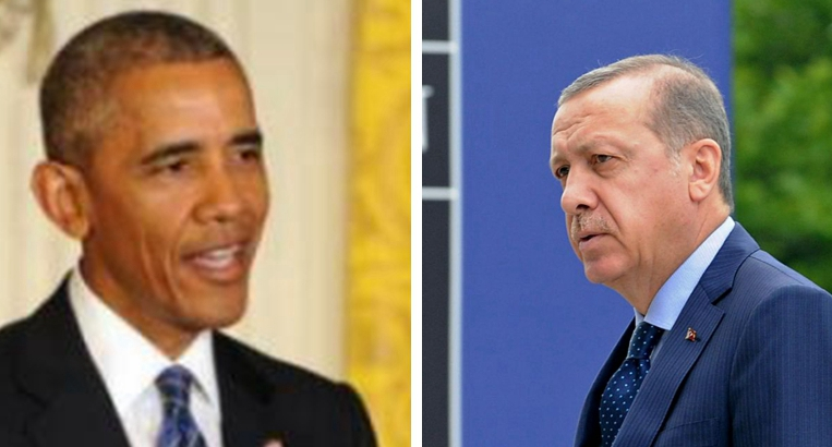 Obama, Erdogan to meet Sunday in China on G20 sidelines: WHouse