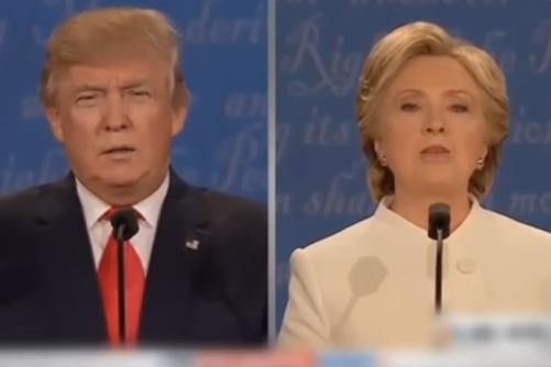 Third Trump-Clinton presidential debate