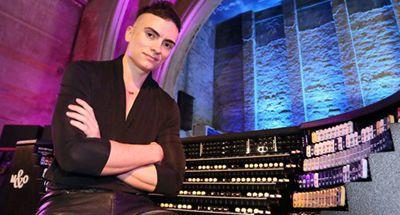 Cameron Carpenter brings his International Touring Organ to Beijing