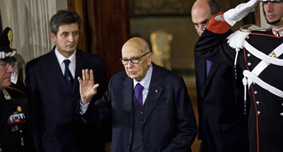 Consultation talks go on to decide Italian political future