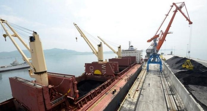 China to suspend imports of coal from North Korea