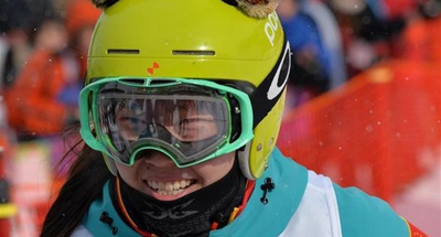 China making steady progress in snowboard giant slalom: athletes