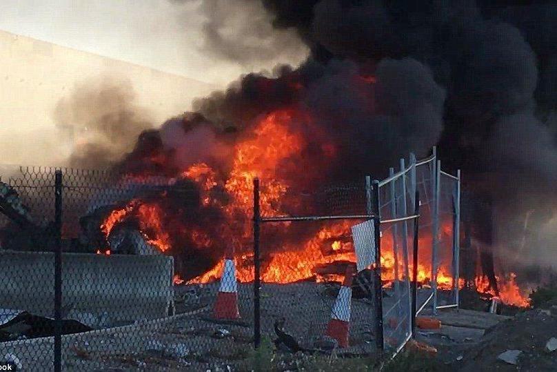 "Five feared dead in Australian plane crash, ""ball of flames"" witnessed"