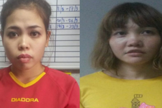 North Korea calls for release of 3 detained in Kim Jong Nam case
