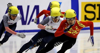 Wu, Zang add to China gold tally