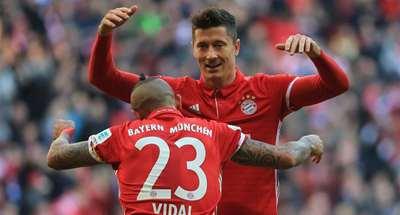 Bayern crush Hamburg, Leipzig edge Cologne in German Bundesliga