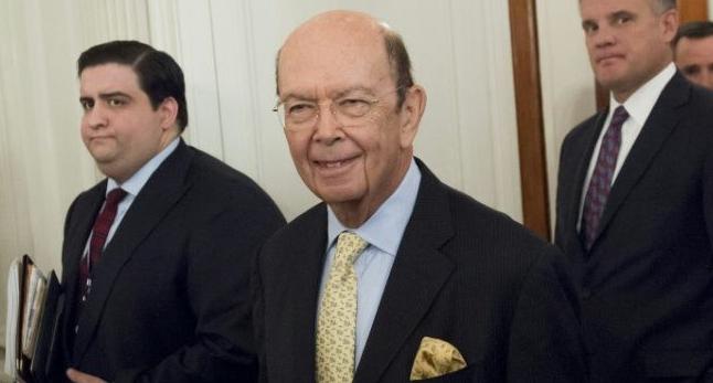 Trump's trade czar Ross easily wins Senate confirmation