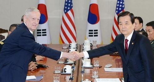 S.Korea, U.S. kick off spring war game to mobilize strategic assets