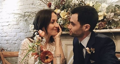 Gossip Girl star Penn Badgley gets married