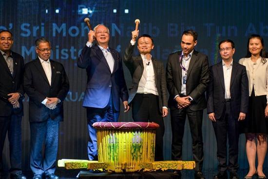 Alibaba to establish e-hub in Malaysia, lift digital economy