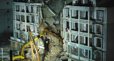 10 suspects nabbed after fatal residential building blast