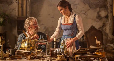 'Beauty' stays on top, but much-maligned 'Rangers' shows box-office power