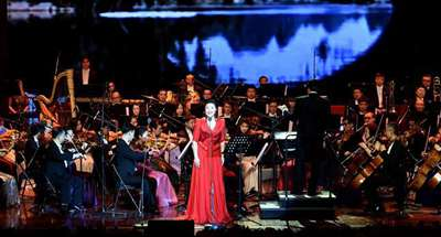Chinese Film Music Concert held during 2017 Beijing Int'l Film Festival