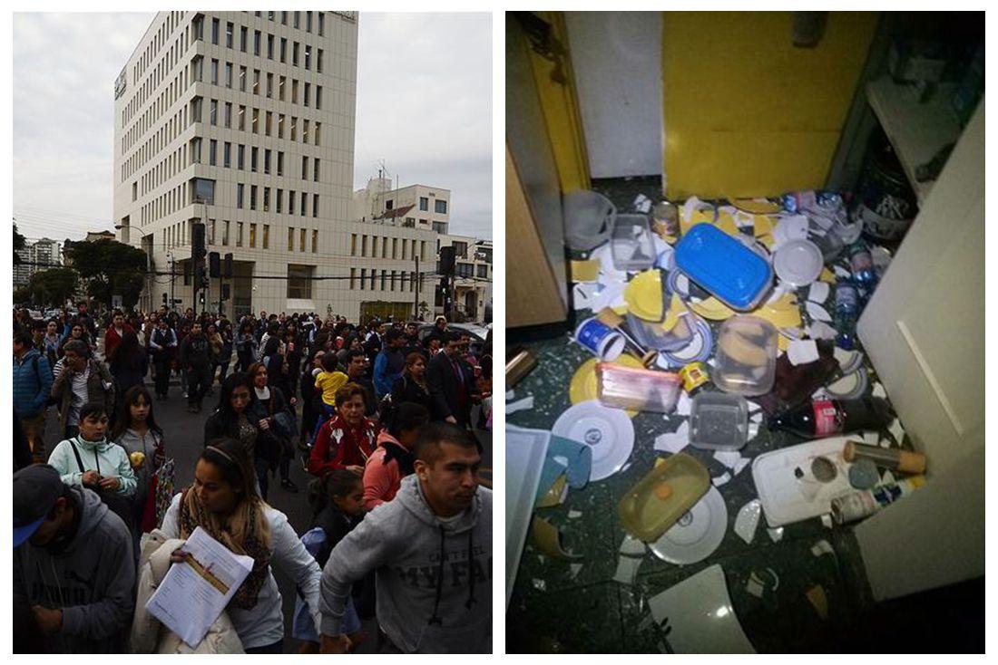 7.1-magnitude earthquake jolts Chile