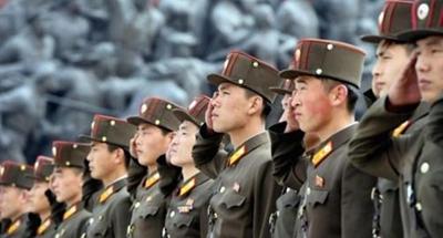 NK live-fire drill as top envoys meet