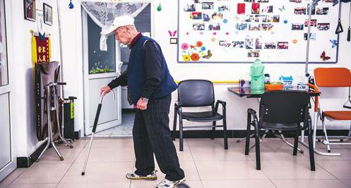 With fading of centuries-old tradition, Chinese elderly can no longer depend on their children for care