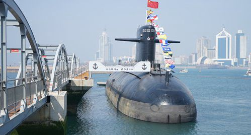 China exporting more submarines