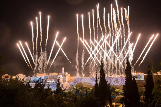 Israel celebrates Jerusalem Day