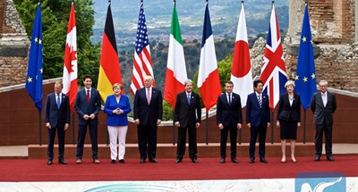 G7 Leaders sign joint declaration against terrorism