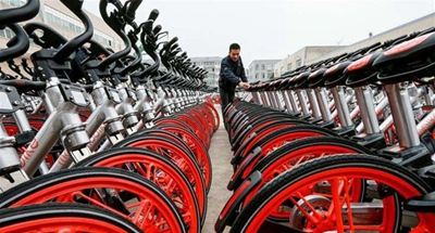 China to foster healthy development of sharing economy