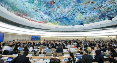 UN Human Rights Council adopts China-proposed resolution