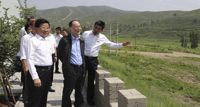 Top graft-buster stresses supervision in poverty alleviation