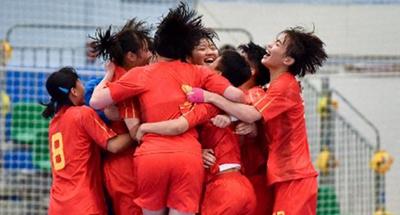 Asian Women's Junior Handball Championship: Uzbekistan vs. S. Korea