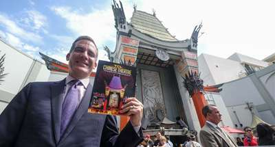 Hollywood Chinese Theater celebrates 90th anniversary