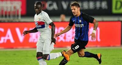 Inter shuts out Lyon in preseason Nanjing friendly