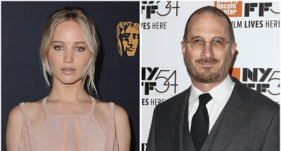 Jennifer Lawrence opens up about her relationship with Darren Aronofsky