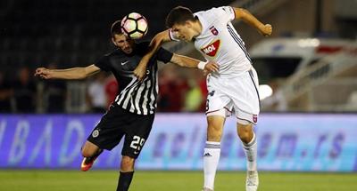 Partizan, Videoton goalless in first leg of Europa League playoffs