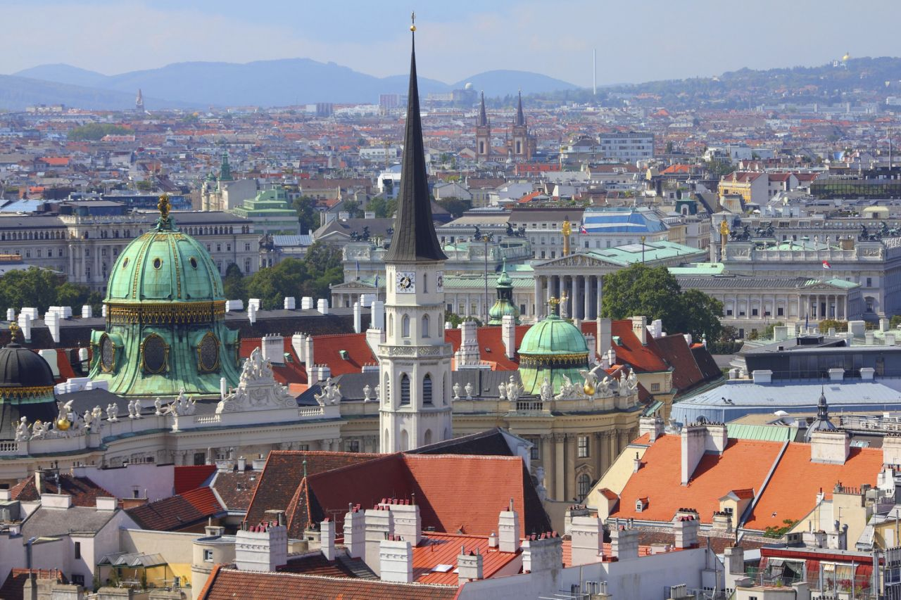 Take a look at the world's top 10 most liveable cities 2017
