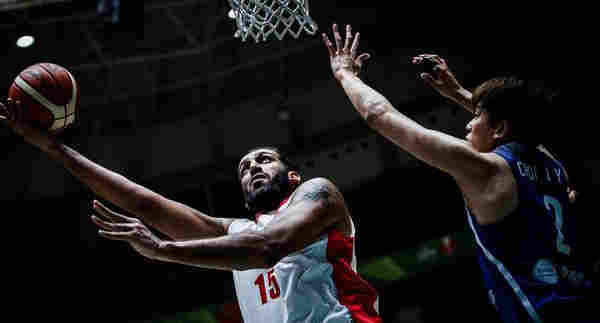 Australia and Iran in the final of FIBA Asia Cup