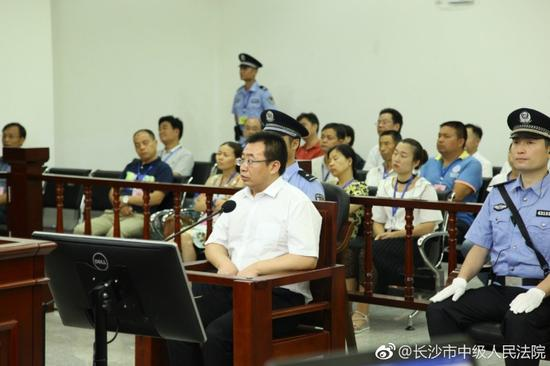 Former lawyer stands trial for inciting subversion