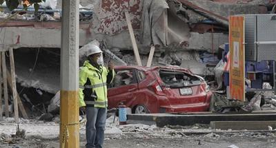 Rescue teams work to find survivors as Mexico quake toll reaches 230