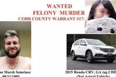 Chinese woman found dead in Georgia home; suspect at large