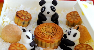 Mid-Autumn Food Expo opens in Chengdu