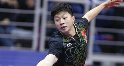 Ma secures final four spot at ITTF Men's World Cup