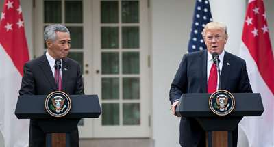 Good U.S.-China relations benefit region, world: Singapore PM