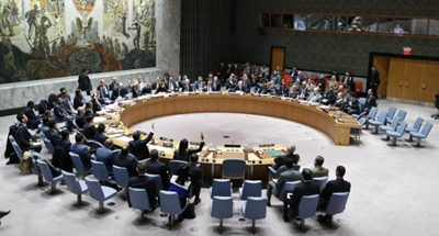 UN Security Council rejects Bolivia's draft resolution on chemical attacks probe in Syria
