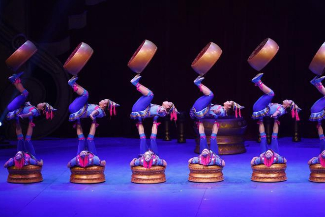 4th China Int'l Circus Festival held in Zhuhai