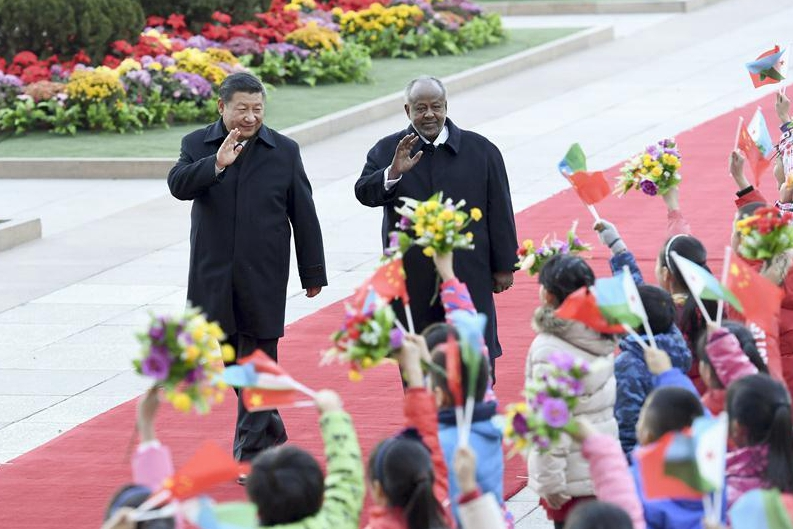 China, Djibouti agree to establish strategic partnership