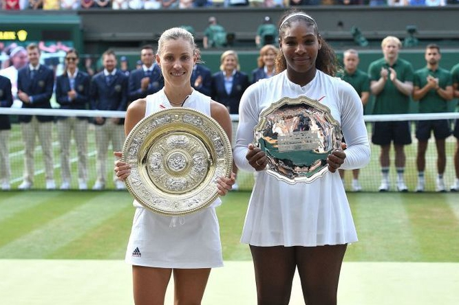 Serena Williams says 'I Was Playing' for Moms after emotional Wimbledon loss