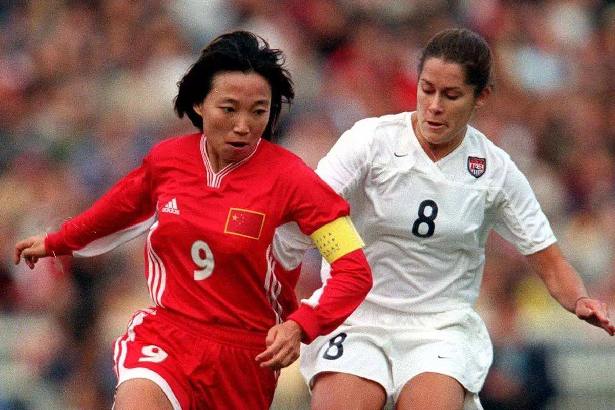 Legend Sun Wen elected to CFA vice presidency to boost women's football