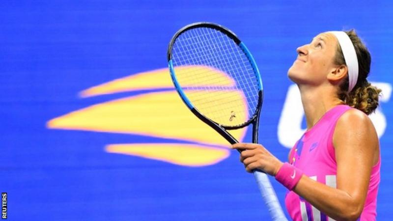Serena Williams upset by Victoria Azarenka at US Open