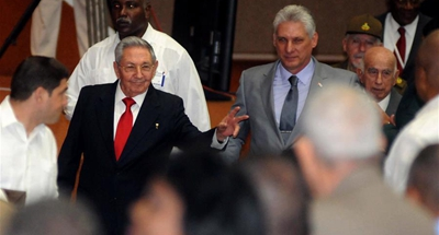 Miguel Diaz-Canel, 57, to succeed Raul Castro as Cuba's next president