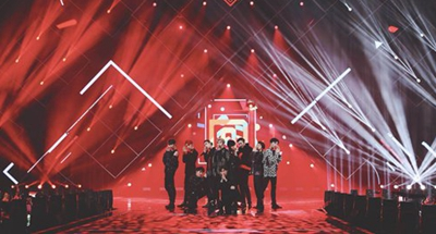 Popular Chinese idol survival show finds success through fan participation