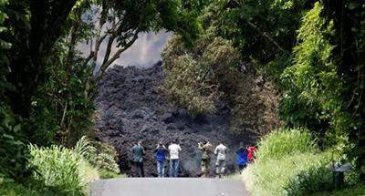 Hawaii faces new threat from volcano: gassy, glassy laze