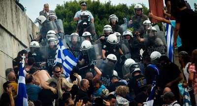 Greek gov't survives no confidence motion over Macedonia name deal