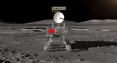 China unveils Chang'e-4 rover to explore Moon's far side